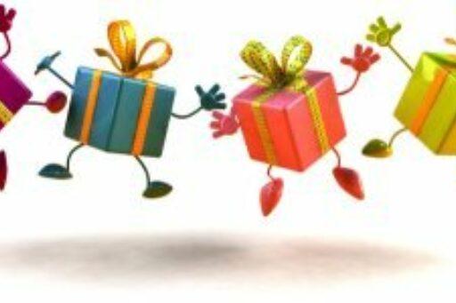 GP viele geschenke