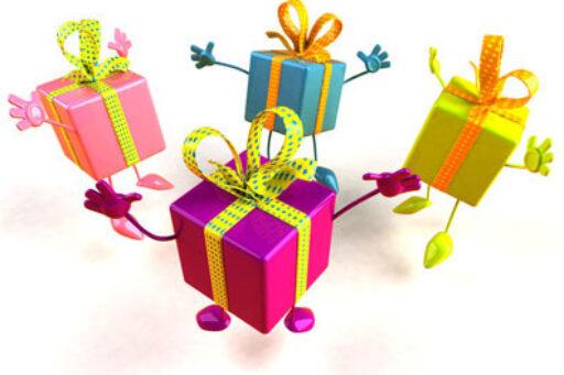 Geschenke kinder