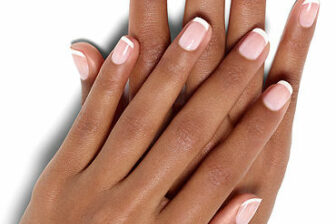 Essie nail mademoiselle french manicure