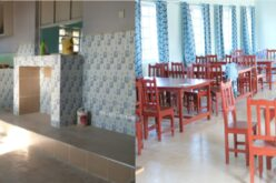 Küche und Aufenthaltsraum
