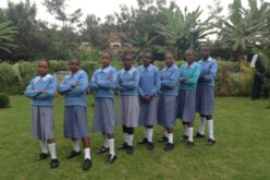 Class 8 girls 2014