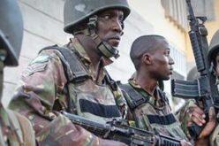 Kenia soldaten 101 v mod Premium Halb