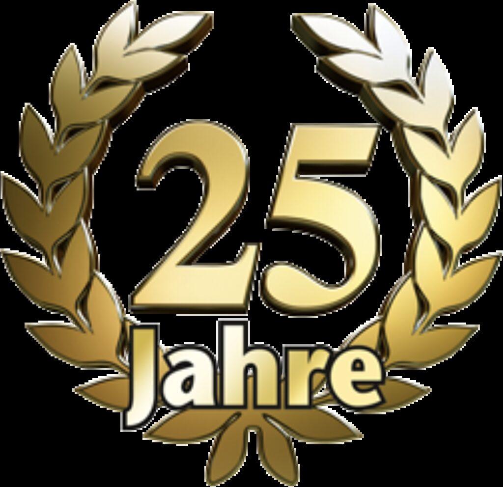 25 Jahre