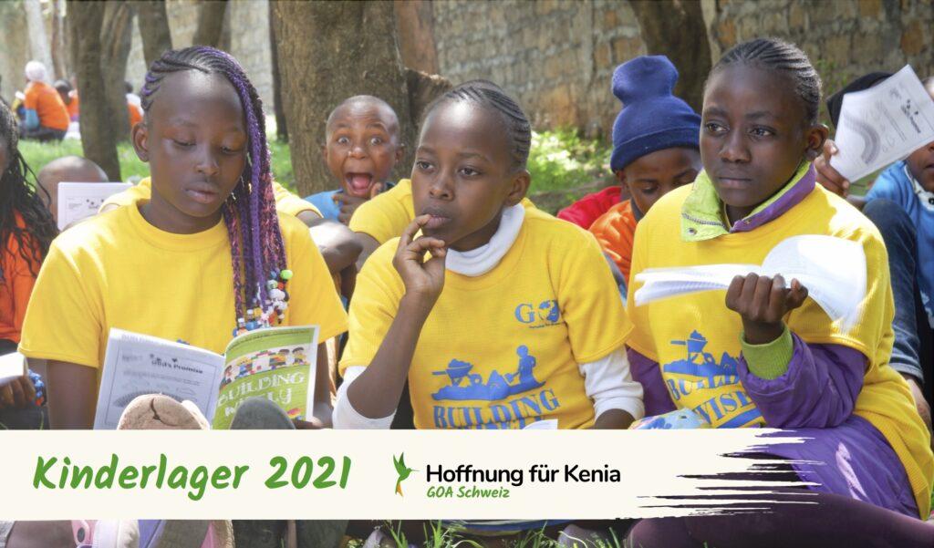 Kinderlager 2021 banner
