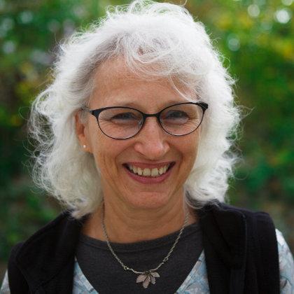 Portrait-Foto von Brigitta Siegwart