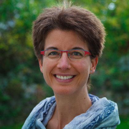 Portrait-Foto von Karin Müller