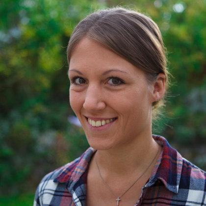 Portrait-Foto von Rebekka Wehrli