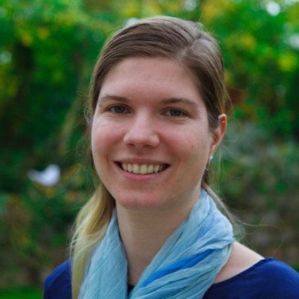 Portrait-Foto von Sonja Gartenmann